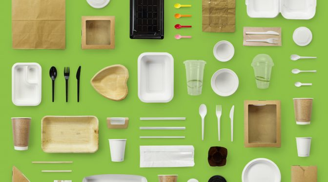Vegware compostable packaging eco range